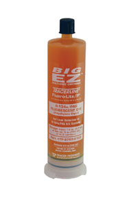Tracerline BigEZ™ R-134a/PAG Multi-Dose A/C Dye Cartridge, 8 oz.