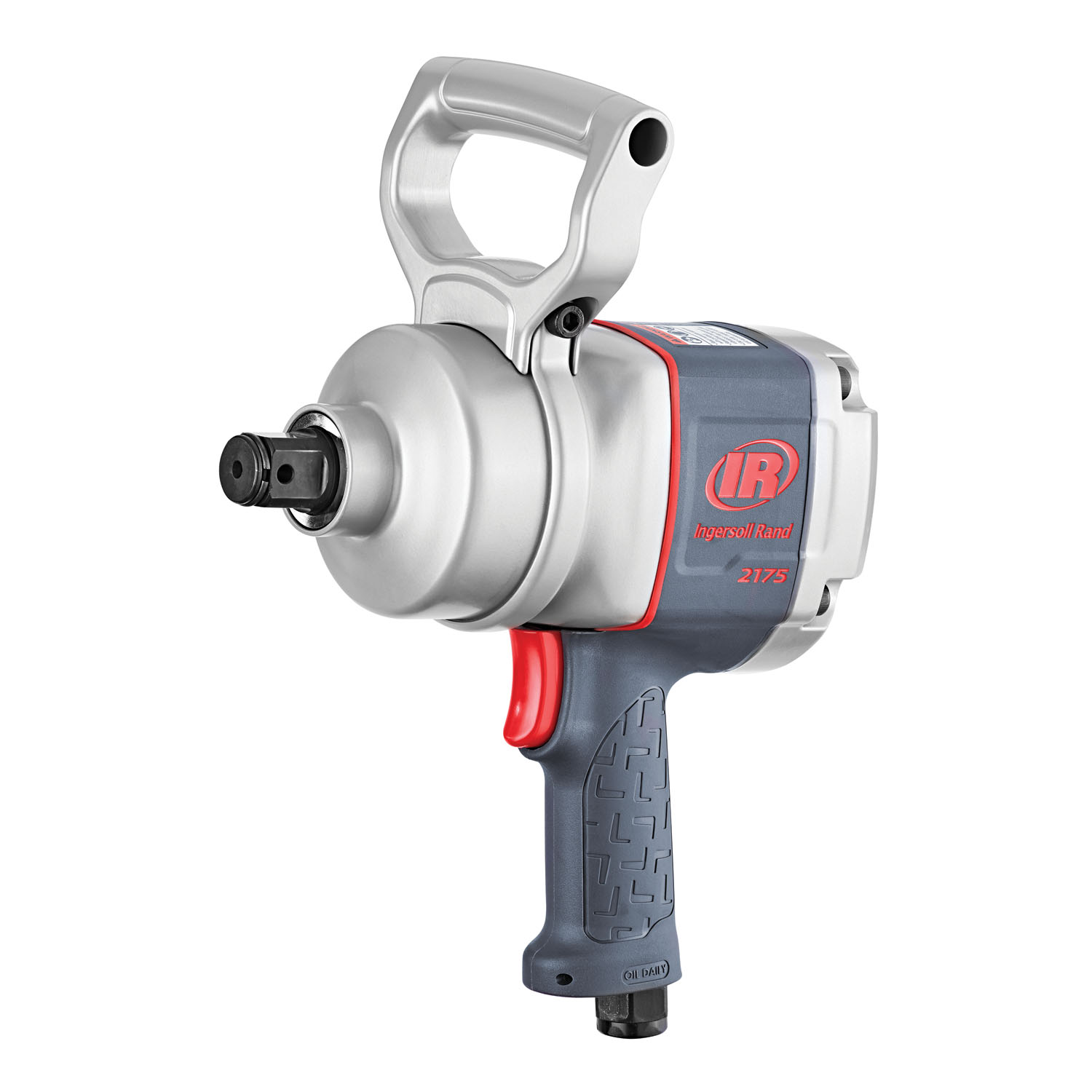 "Ingersoll Rand 1"" Impact Wrench Pistol Grip"