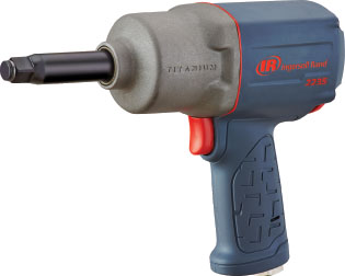 """Ingersoll Rand 1/2"""" Titanium Impact Wrench with 2"""" Extended Anvil"""