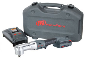 "Ingersoll Rand 1/2"" 20V Right Angle Impactool One Battery Kit"