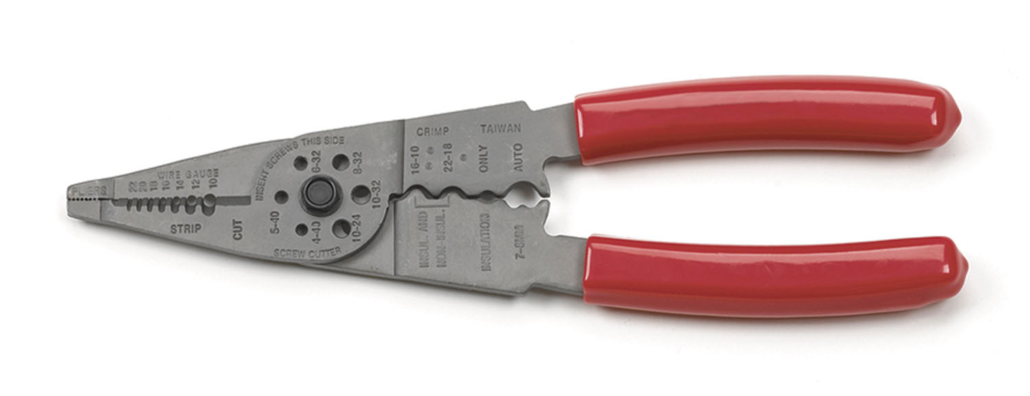 GearWrench Electrical Wire Stripper and Crimper