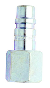"Milton Industries ""G"" Style, 1/2"" Female NPT Plug"