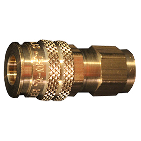 "Milton Industries ""AMT"" Style 3-Way Coupler"