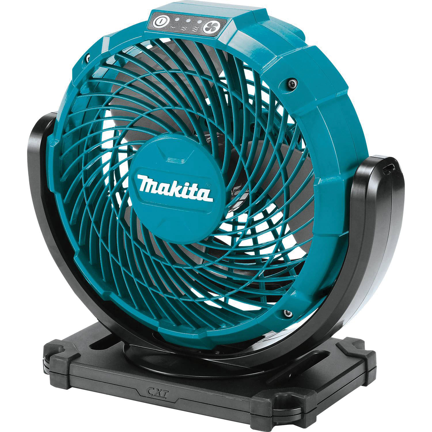 Makita 12V max CXT® Lithium?Ion Cordless 7?1/8IN Fan, Tool Only