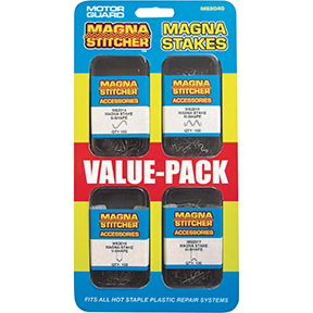 Motor Guard Magna Stake Value-Pack