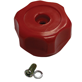 Mastercool Red Knot High Side Knob