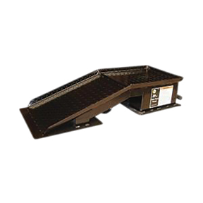 Omega Tool Corporation Wide Truck Ramps, 20 Ton