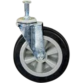 """TraXion Engineered Products 5"""" PVC CASTER"""