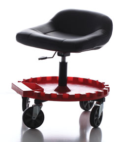 TraXion Engineered Products Seat Mobile Workstation
