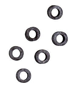 "Robinair 1/4"" Gaskets for Hoses and Adapters - 6-pk."