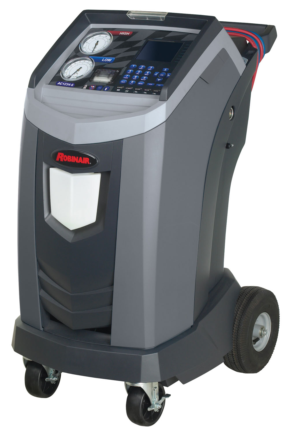 Robinair 1234YF Recover, Recycle, and Recharge Machine
