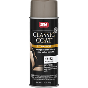 SEM Products CLASSIC COAT - Med Dk Pewter