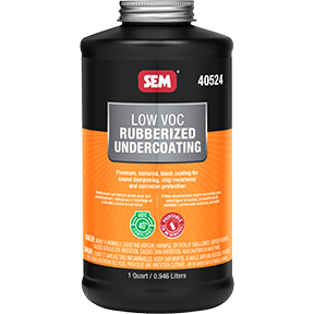 SEM Products Low VOC Rubberized Undercoating