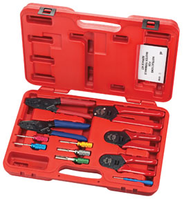 S & G Tool Aid 11 Pc. Master Terminals Service Kit