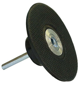 """S & G Tool Aid 2"""" Holding Pad for Surface Treatment Discs"""