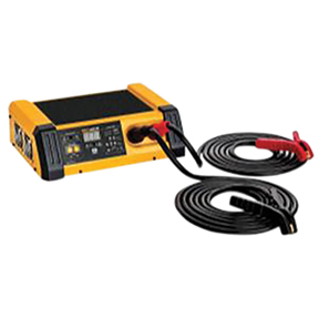 CLORE AUTOMOTIVE 12 Volt 100A Flashing Power Supply and 60/40/10A Battery Charger