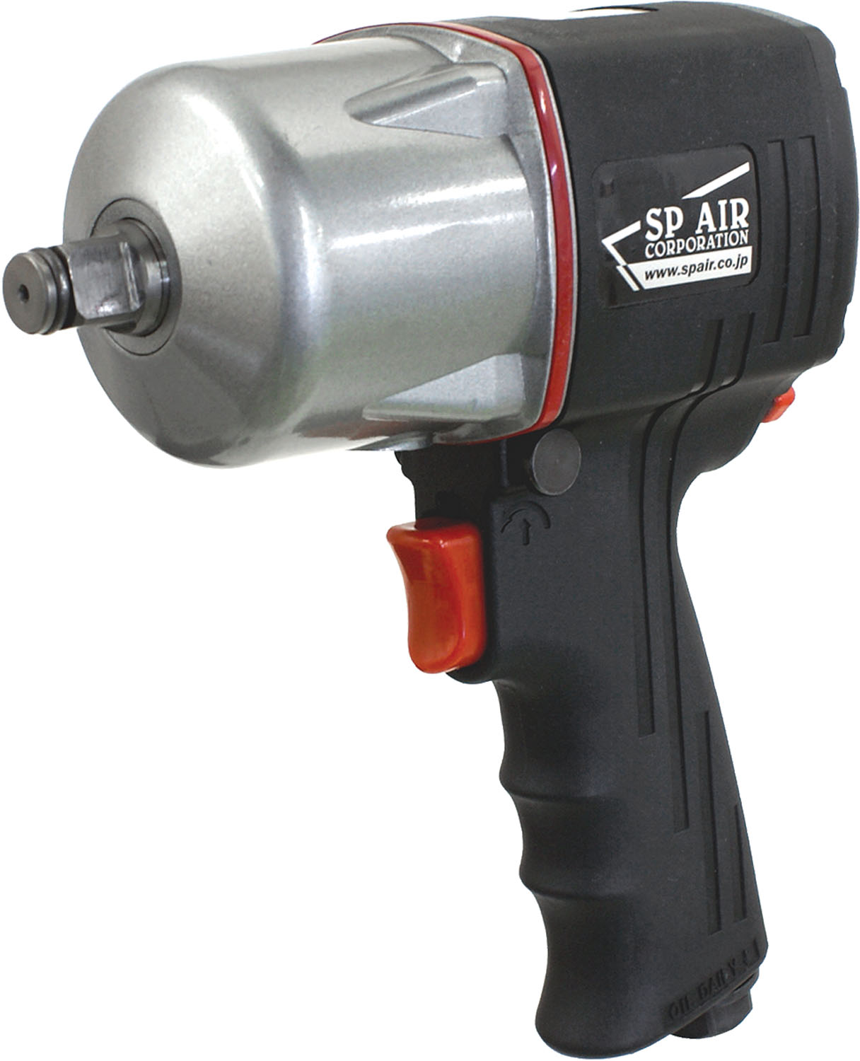 """SP Air Corporation 1/2"""" Composite Impact Wrench"""