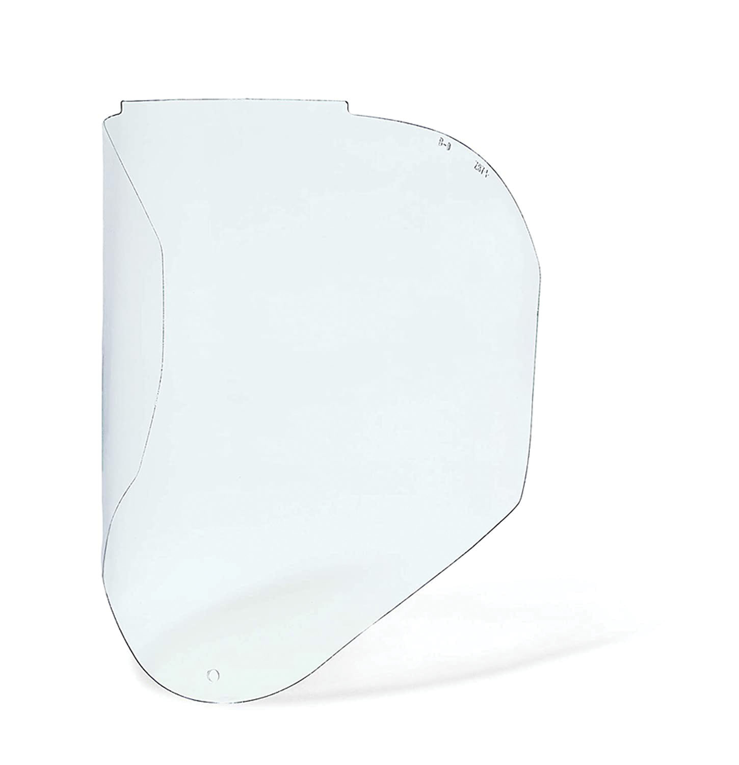uvex Replacement Visor, Polycarbonate, Uncoated Clear Lens Tint,