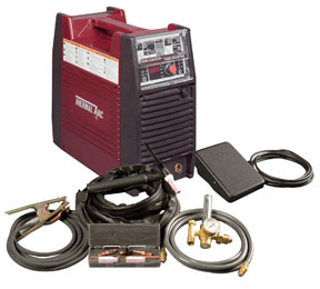 Firepower 185 ACDC w/ Air Cooled 150 Amp TIG torch
