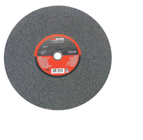 Firepower cut-off and chop-saw abrasive wheels (for metal)