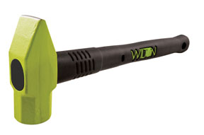 "Wilton 16"" Bash Cross Pein Hammer- 2lb Head"