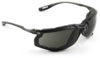 3M Company Virtua™ Gray CCS Protective Eyewear in with Foam Gasket & Anti-Fog Lens