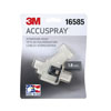 3M Company Accuspray Atomizing Head Single, 1.8mm Clear Transparent