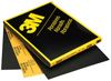 """3M Company Imperial™ Wetordry™ Sheet 02038, 9"""" x 11"""", P400A, 50 sheets/sleeve"""