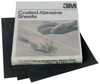 "3M Company Emery Cloth Sheet 02432, 9"" x 11"", Medium, 50 sheets/sleeve"