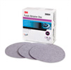 3M Company Purple Abrasive Disc, 6in, 80E, 25 discs per box, 4 per box
