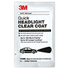 3M Company HEADLIGHT CLEAR WIPES 40/BX