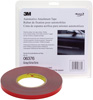 3M Company Automotive Attachment Tape, Gray, 1/4 in x 20 yd, 30 mil