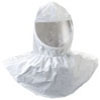 3M Company Hood H-410-10 with Collar, Tychem® QC