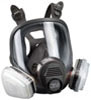 3M Company Full Facepiece Respirator Packout 07162, Organic Vapor/P95, Medium