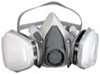 3M Company Dual Cartridge Respirator Packout 07178, Organic Vapor/P95, Medium