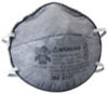 3M Company Particulate Respirator 07186, R95, with Nuisance Level Organic Vapor Relief