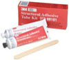 3M Company Structural Adhesive 08101,Two 2 fl oz tubes/kit