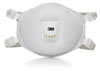 3M COMPANY Particulate Respirator 8214, N95, with Faceseal and Nuisance Level Organic Vapor Relief 80 EA/Case