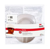 3M Company Hard Hat with Pinlock Adjustment, White