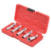 "9 Circle 5 Pc. 1/4"" Drive Glow Plug Socket Set"