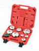 9 Circle 9 Pc. Oil Filter Wrench Set