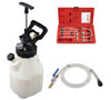 9 Circle 12.5L Tank with Pneumatic & Manual Fluid Refilling Kit for ATF and Gear Oils