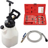 9 Circle Fluid Refilling System Kit  with12.5L (3.3 Gallon) Tank