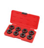9 Circle 8 Piece Axle Spindle  Rethreading Set