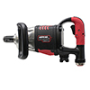"AIRCAT 1"" Vibrotherm Drive Composite Straight Impact Wrench"