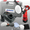 AC Delco 12V Cordless Lithium-Ion 3 in. Mini Polisher with Headlight Restoration Kit