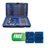 Irwin 34Pc Fastener Drive Set w/FREE 16Pc Automotive Impact Bit Set