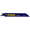 "Irwin Hanson 6"" 18 TPI Metal Cutting Reciprocating Bi-Metal Blade, 5 Pack"