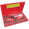 Irwin Hanson 25 Pc. Fractional Tap and Hex Die Set