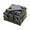 AME International Super Stacker Cribbing Blocks, FR Industrial Kit